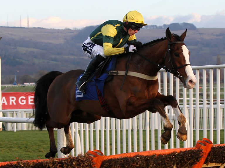 Forgotten Gold: Can win at Ludlow on Thursday