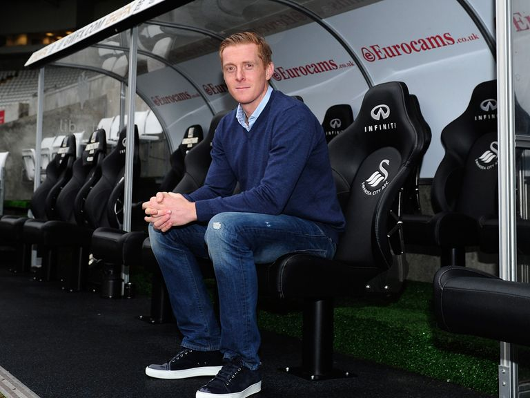Garry Monk: New man in charge but the same players remain at Swansea