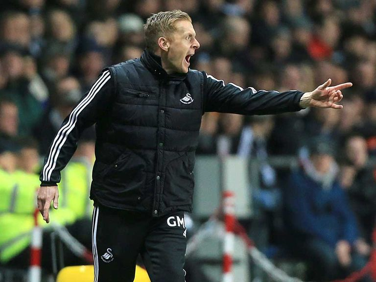 Garry Monk: Wayne Routledge didn't make a meal of it