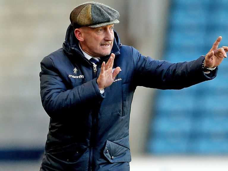 Ian Holloway's Millwall head the Sporting Life Accumulator