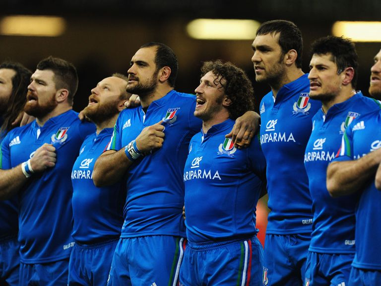 Italy made things hard for Wales last weekend