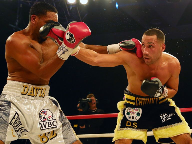 James DeGale: Critical of Carl Froch