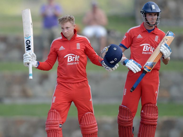 Joe Root: Broken thumb rules him out of the World Twenty20