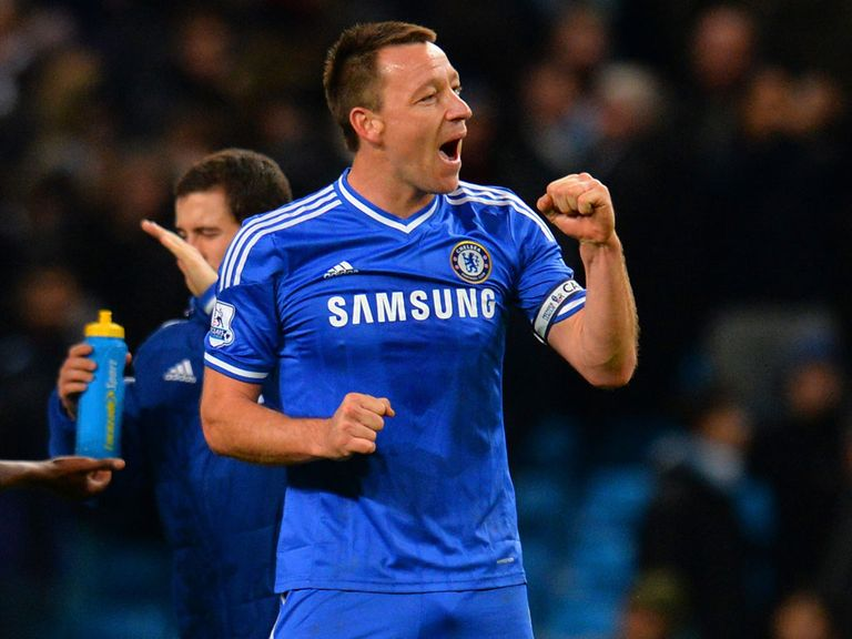 John Terry: Likely to play a key role for Chelsea