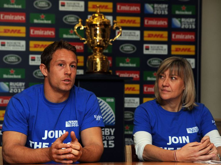 Jonny Wilkinson: Says a European solution is 'very important' to England