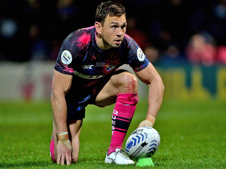 Kevin Sinfield: Could be playing on Friday