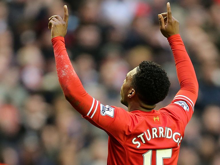 Daniel Sturridge: Looking forward to Man United clash