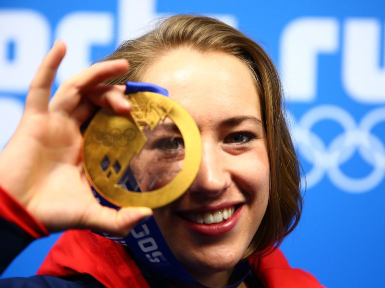 Lizzy Yarnold: The star of Sochi for Great Britain