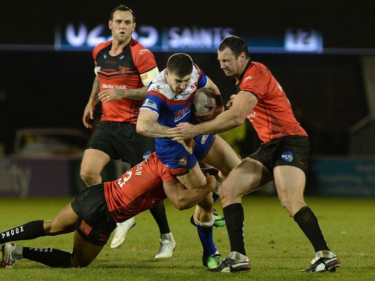 Salford can pick up a win against in-form Castleford