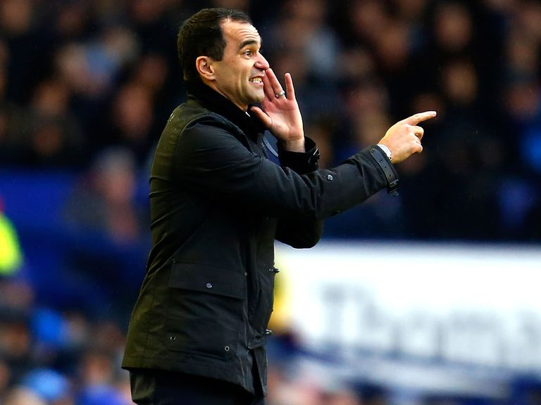 Roberto Martinez: Monk has all the qualities