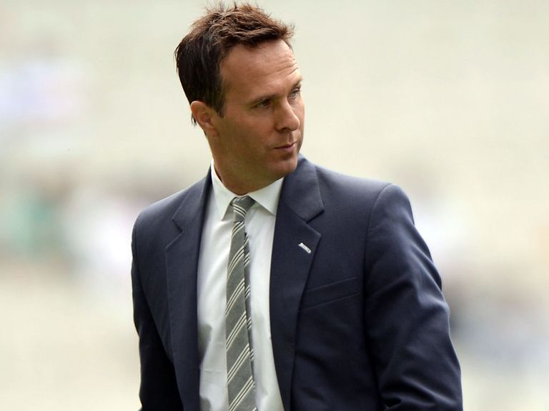 Michael Vaughan: Distance himself from top England job