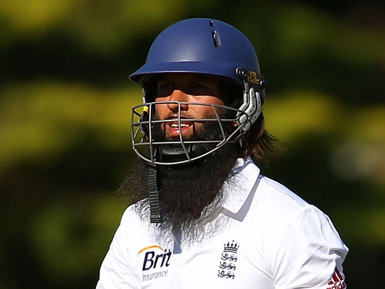 Moeen Ali was in good touch with the bat