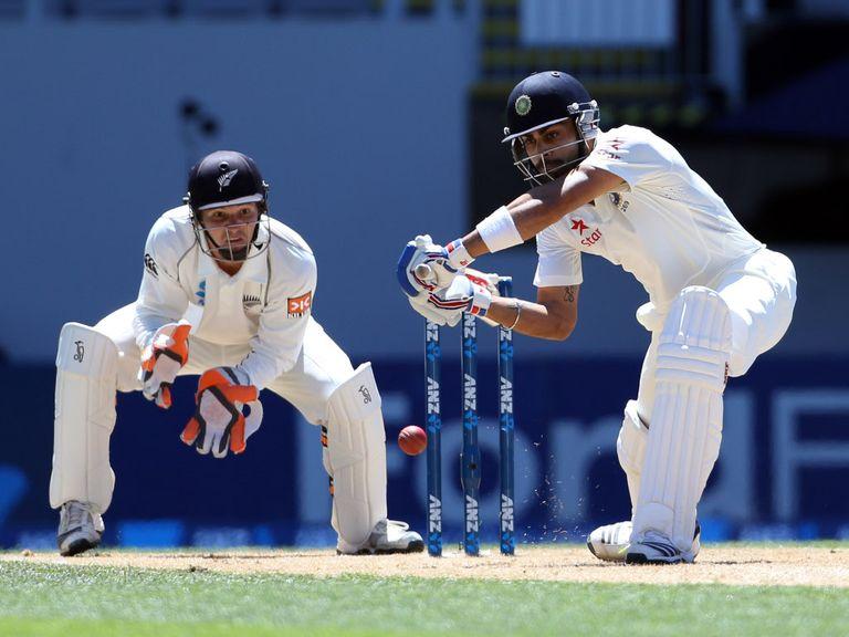 Virat Kohli: India skipper