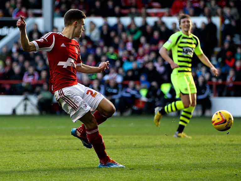 Nottingham Forest claimed a 3-1 win over Yeovil