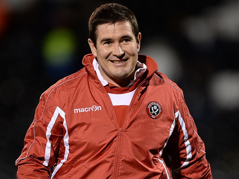 Nigel Clough has been defensively minded of late