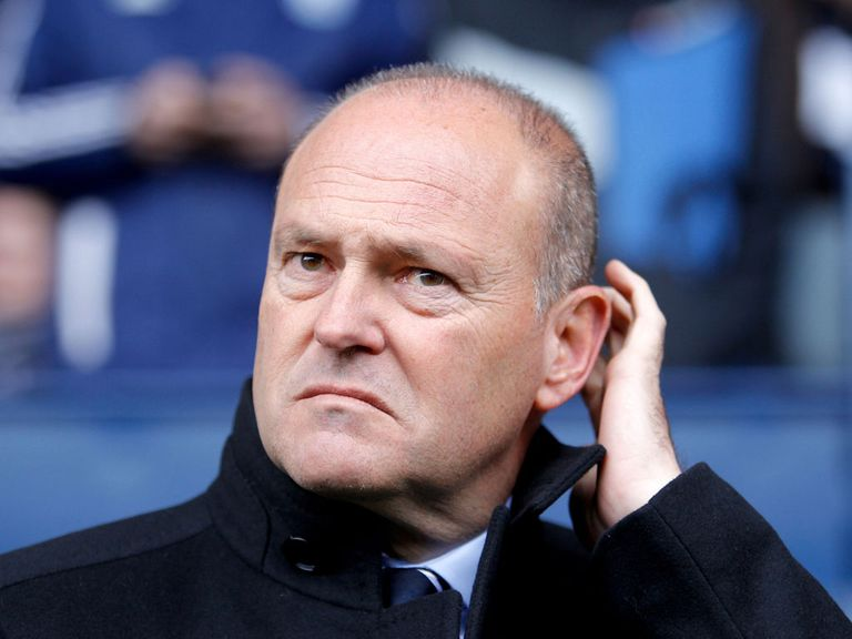 Pepe Mel: Tough start to life at West Brom