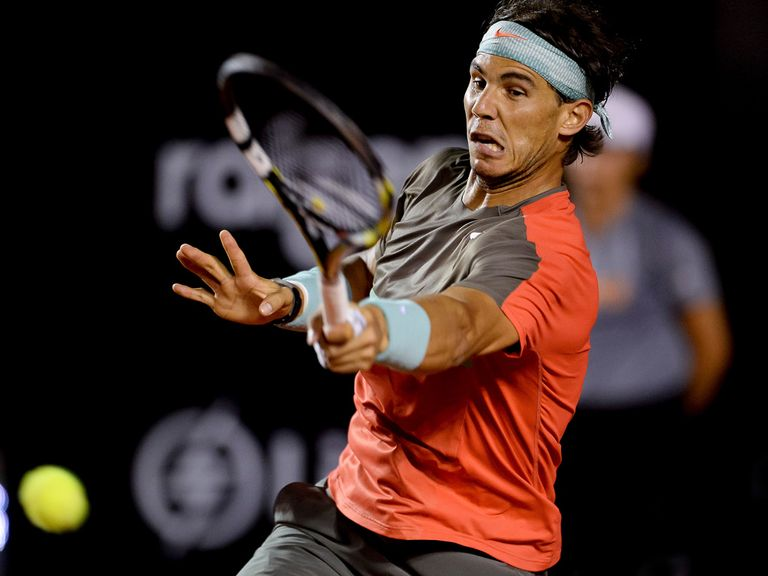 Rafa Nadal: Cruises into semi-finals