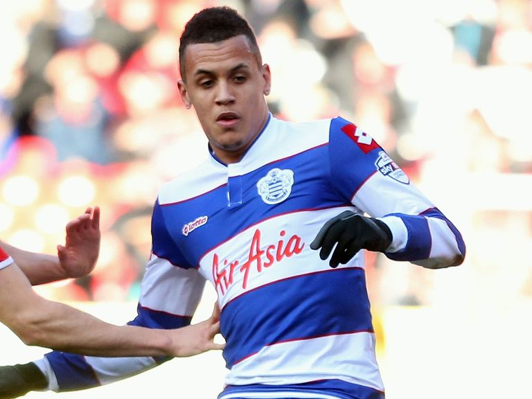 Morrison was on loan at QPR last season