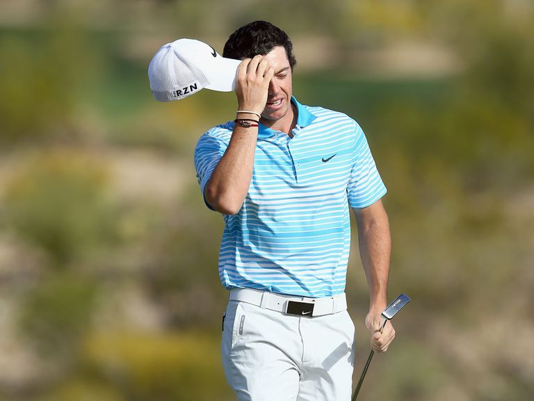 Rory McIlroy: Beaten in sudden death by Harris English