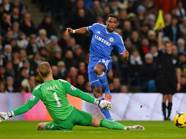 Samuel Eto'o: No problem with Mourinho