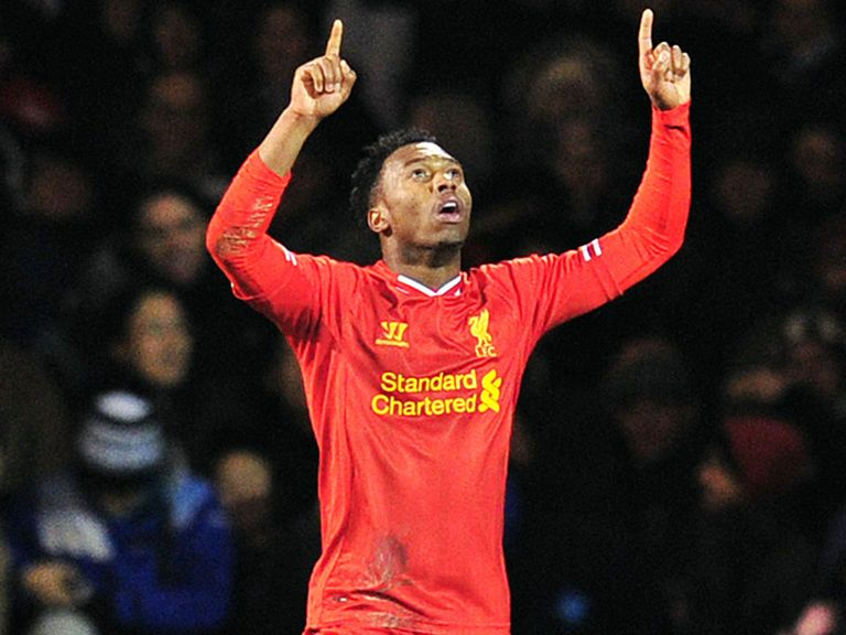 Daniel Sturridge: Banging in the goals for Liverpool