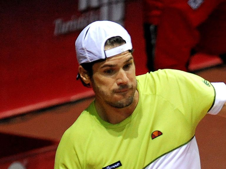 Tommy Haas: Defeated by Steve Johnson