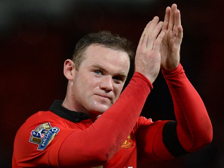 Wayne Rooney: United want to extend his current deal