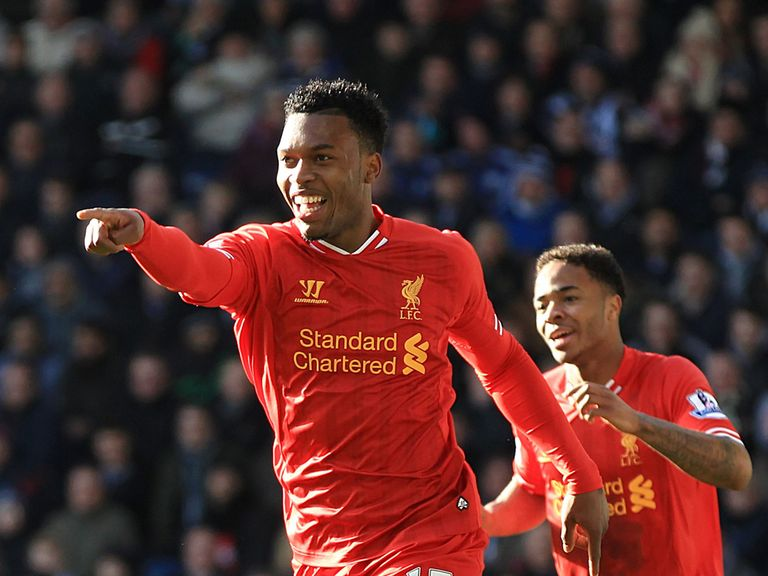 Sturridge: Central switch has proved pivotal