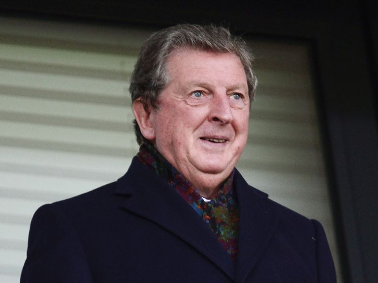 Roy Hodgson: Will name large squad for Denmark clash