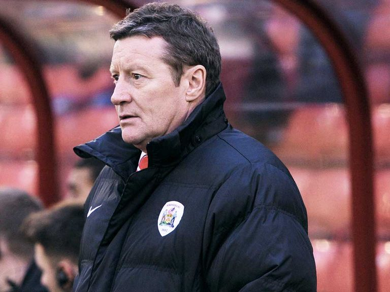 Danny Wilson's Barnsley can gain another vital three points