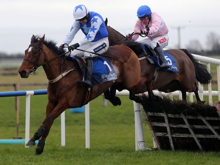 Beluckyagain wins at Fairyhouse
