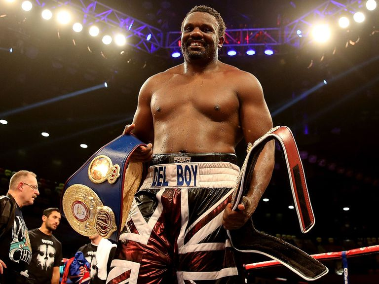 Dereck Chisora: Fights Tyson Fury on July 26