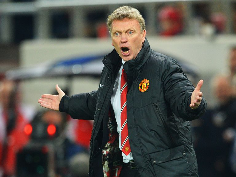 David Moyes: Time in charge at Manchester United is over