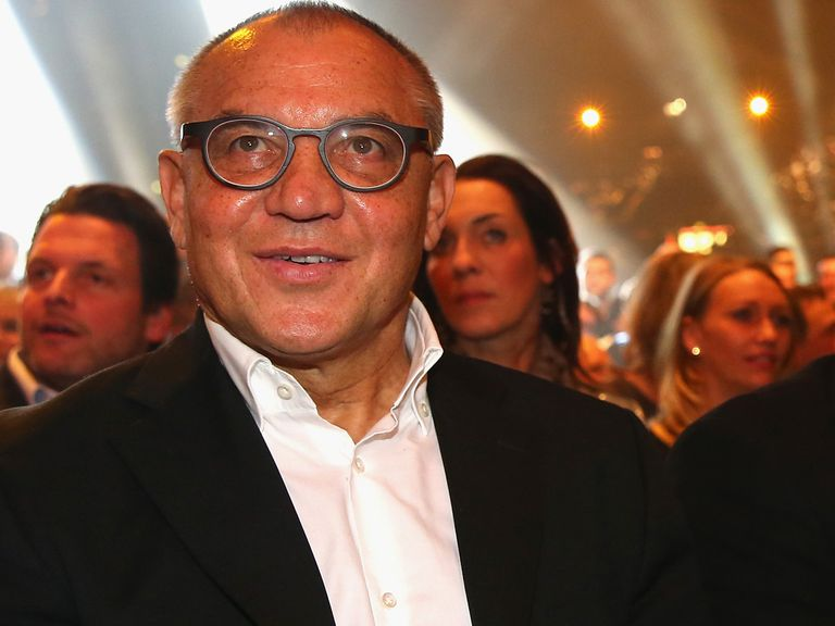 Felix Magath: New Fulham chief