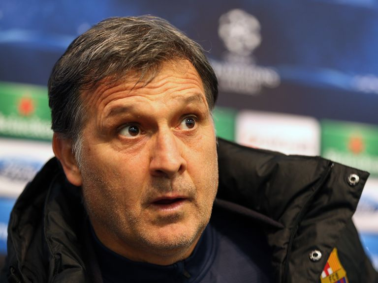Gerardo Martino: Pleased with 'solid performance'