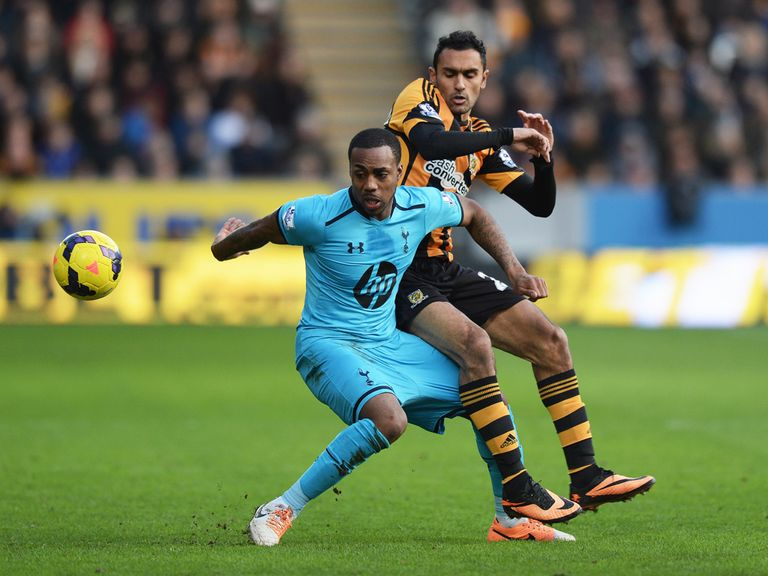 Danny Rose: Wants Tim Sherwood to stay