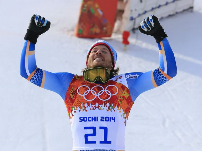 Kjetil Jansrud: Gold in the super-G