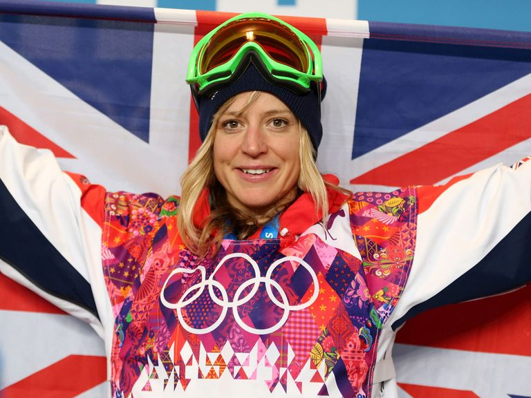 Jenny Jones: Bronze medal performance