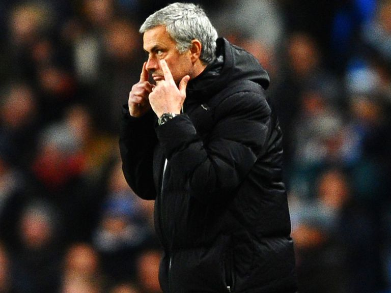 Jose Mourinho: Admits to playing mind games