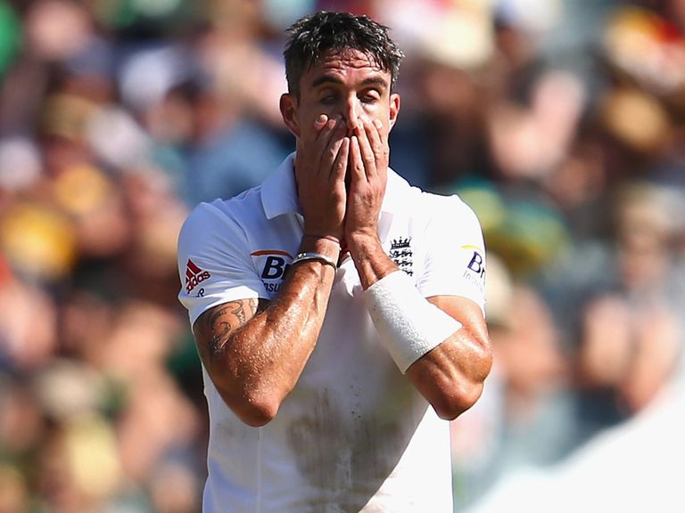 Kevin Pietersen: Proud of achievements with England