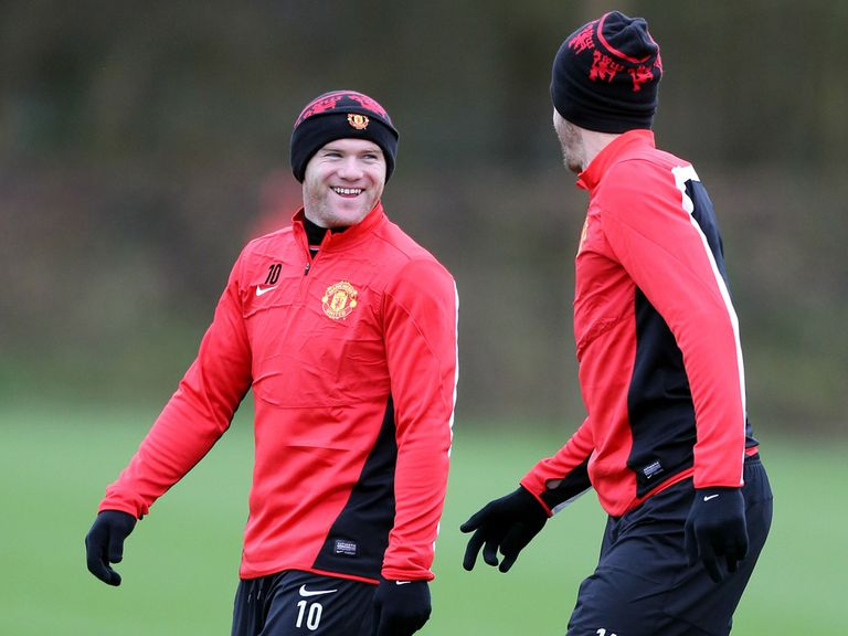 Wayne Rooney: At his most dangerous right now