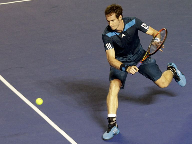 Andy Murray: Feeling physically good