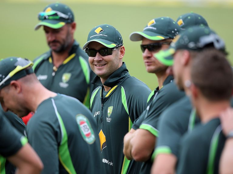 Michael Clarke: Has already moved on from England whitewash
