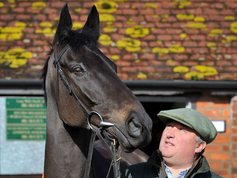 Big Buck's: Can win a fifth World Hurdle
