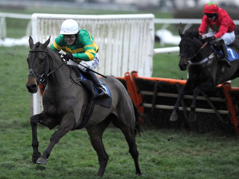 Shutthefrontdoor: Backable for the RSA Chase?