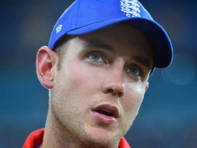 Broad: Skipper of the one-day side