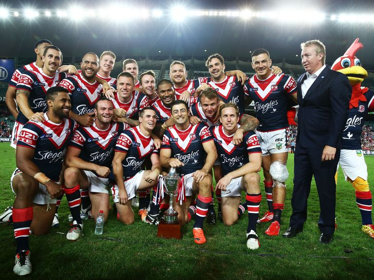 Sydney Roosters won this year's World Club Challenge