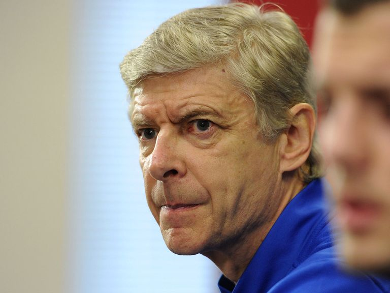 Arsene Wenger: Knows the Arsenal defence will be tested by Bayern