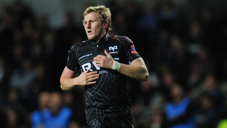 Dmitri Arhip: New deal with Ospreys