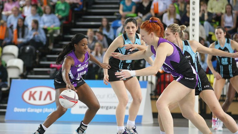 Netball participation on the up according to findings in latest sruvey
